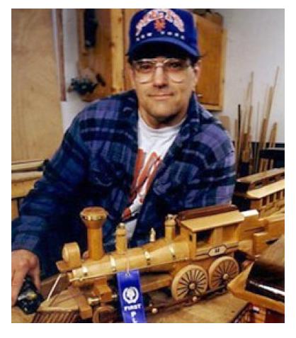 Ronal Robillard Custom Woodwork