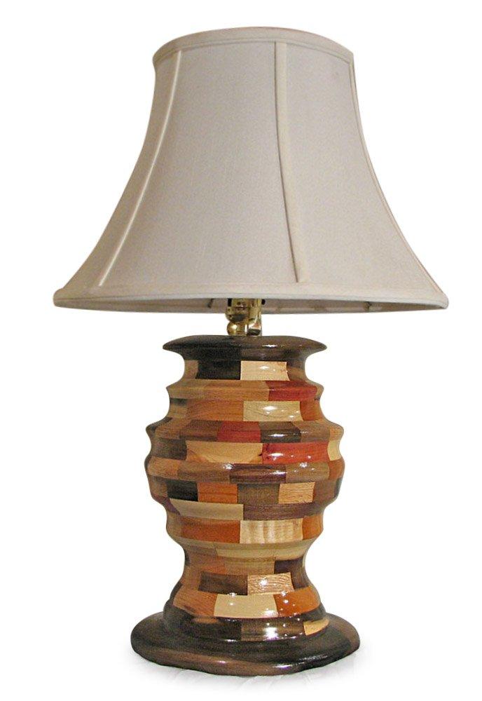 Segmented Lamp